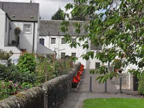 cathedral street Dunkeld