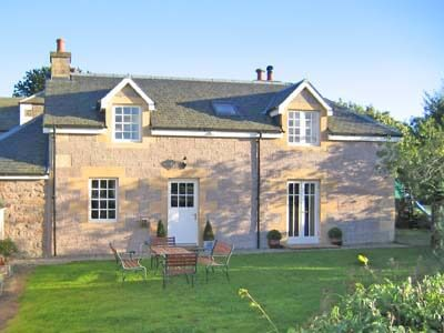 Self catering scotland forteviot coach house perthshire for Scottish country cottages