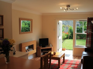 Dubkeld accommodation Perthshire