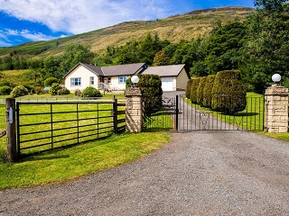 Craignavie, Craignavie Road, Killin, Perthshire