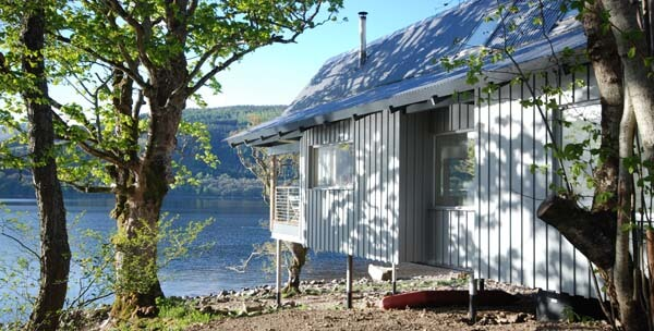 loch tay holiday cottage