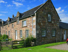 self-catering cottage in perthshire