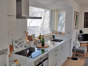 selfcatering luxury kitchen