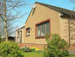 self-catering Pitlochry