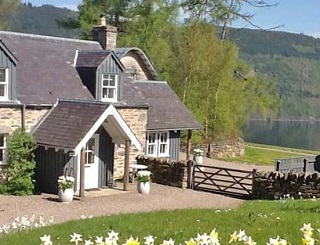 Sky Cottage, Rock House, Achianich, Kenmore, Perthshire