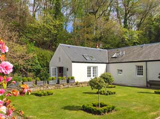 holiday cottage in Crieff