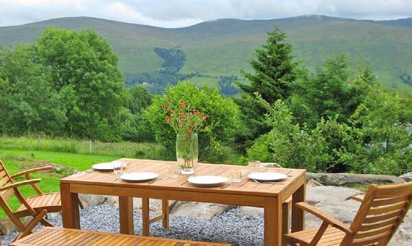 The Barn Craggantoul Hideaway Self Catering Perthshire
