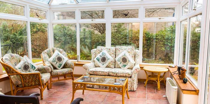 sun room - garden room and conservatory for big groups